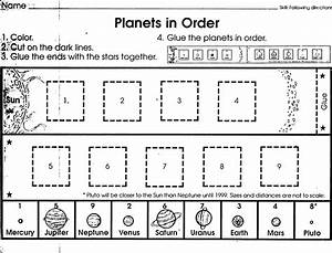 Label the Solar System Worksheet | the students will ...