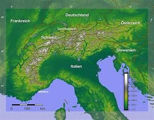 Italienische Schweiz Karte : alpenl nder wikipedia ~ Markanthonyermac.com Haus und Dekorationen