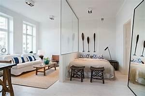 Bett Im Wohnzimmer : bett im wohnzimmer raumteiler prinsenvanderaa ~ Markanthonyermac.com Haus und Dekorationen