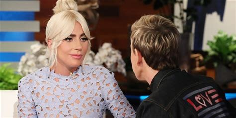Lady Gaga Went Back To Blond Right After Shooting 'a Star