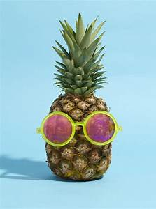 Pineapple with Sunglasses Wallpaper | How To Format Cover ...