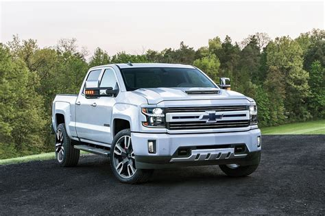 2019 Chevrolet Silverado 4500hd And 5500hd To Debut In