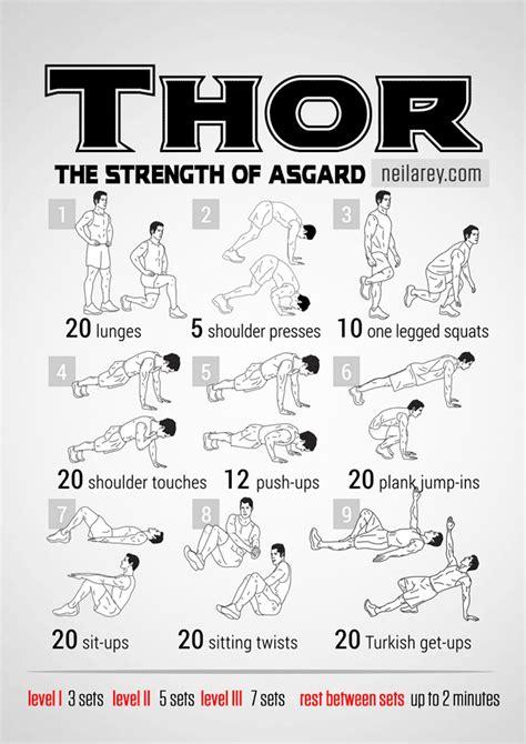 le programme de musculation de vos h 233 ros pr 233 f 233 r 233 s