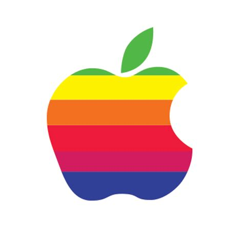 The Lost Apple Logo You've Never Seen Codesign