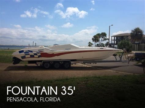 Fountain Boats Dealers In Florida by Fountain Boats For Sale In Pensacola Florida