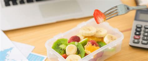 3 healthy office snacks