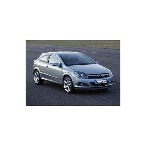 pack int 233 rieur led pour opel astra h gtc led auto discount