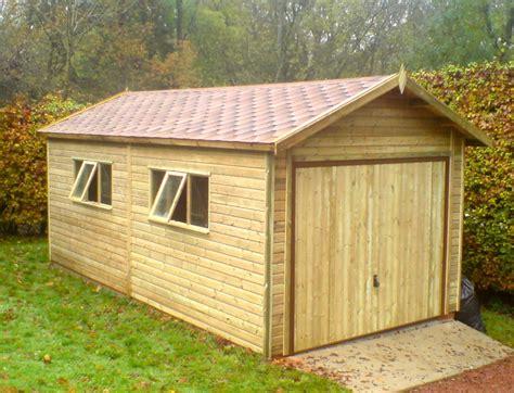 Wooden Garages Uk, Timber Garages For Sale Tunstall