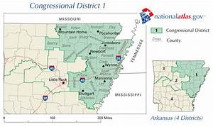 Mountain Home, AR Congressional District and US Representative