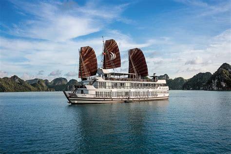 Pelican Boat Vietnam halong bay boat tours pelican cruise hanoi tours expert