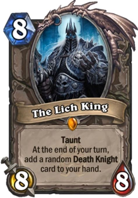 cheap druid deck to beat lich king 28 images