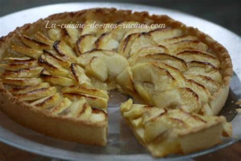 tarte aux pommes le de cuisine algerienne gateaux algeriens