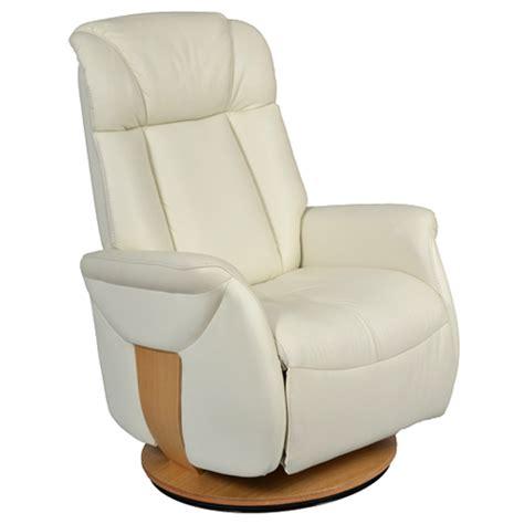 fauteuil relaxation manuel cuir et bois rotation 360 176