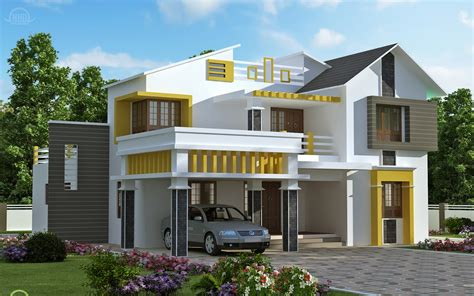 Kerala Home Design At 3075 Sqft (new Design) Home Design