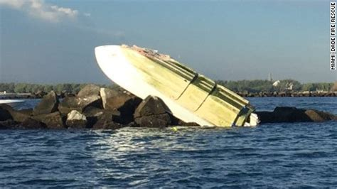 Accident On A Boat by Miami Marlins Pitcher Jose Fernandez Dies In Boat Crash Cnn