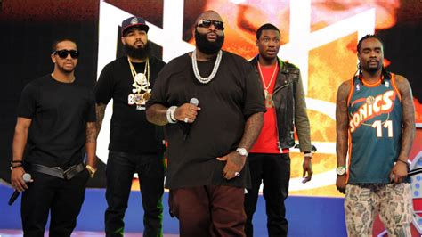 The Maybach Music Grioup Stays Supreme