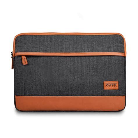 port designs bahia sleeve 15 quot noir sac sacoche housse port designs sur ldlc