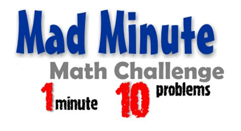Mad Math Minute Worksheets Subtraction  Adding And Subtracting Mixed Numbers Worksheet Vertical