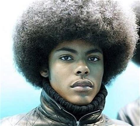 Coiffures Afro Homme  Inspiration En Images