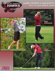 2012-13 Saint Joseph's University Golf Media Guide by ...