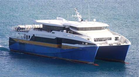 Fast Catamaran Fishing Boats by 2008 Custom Fast Catamaran Ferry Power New And Used Boats