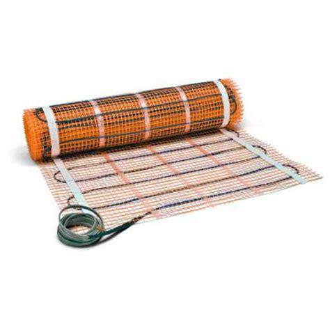 Suntouch Floor Warming Mat Suntouch Floor Warming 4 Ft X 30 In 120v Radiant Floor