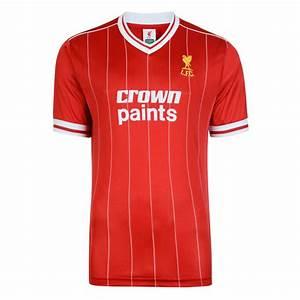 Buy Liverpool FC 1982 Retro Football Shirt | Liverpool ...