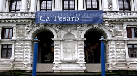 c 224 pesaro museum of modern and the museum of venice guide venice italy