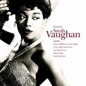 Música - Sarah Vaughan - Kboing Músicas Para Você Ouvir