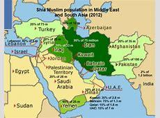 Shia Muslim dynasties and countries in Islamic history