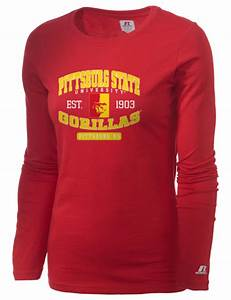 Pittsburg State University Gorillas Russell Athletic Women ...