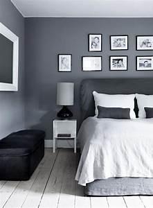 Schlafzimmer Design Grau : 52 tolle vorschl ge f r schlafzimmer in grau ~ Markanthonyermac.com Haus und Dekorationen