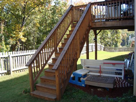 photo of deck stair railing wood deck stair railing ideas door stair design