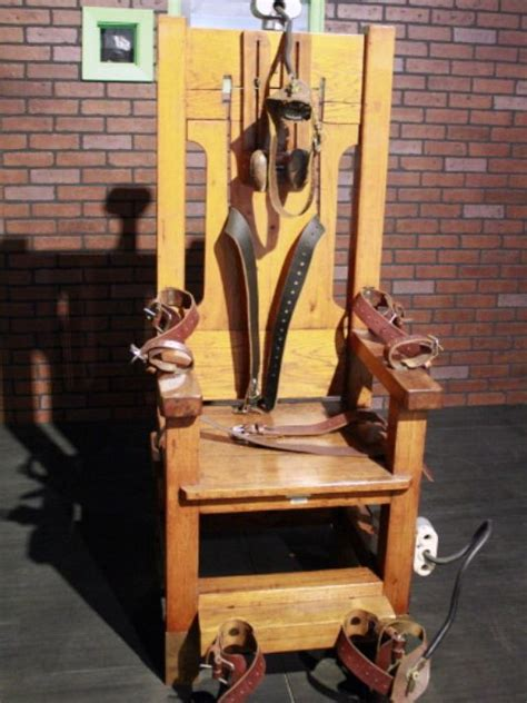 Electric Chair Executions 2015 by Alabama Going Back To The Electric Chair Alabama News
