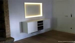 Fernseher Verstecken Möbel : kabel verstecken fernseher an der wand secretstigmanet ~ Markanthonyermac.com Haus und Dekorationen