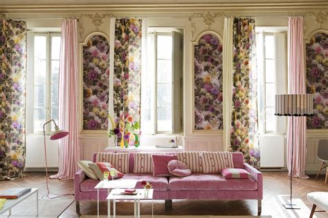 Home Curtain : Spring Decoration