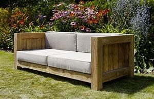 Outdoor Sofa Holz : outdoor furniture by oxenwood lisa cox garden designs blog ~ Markanthonyermac.com Haus und Dekorationen