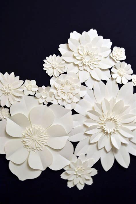inspiration d 233 co l affaire des fleurs en papier g 233 antes