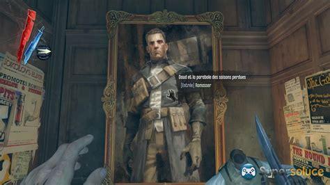 tableaux de sokolov soluce dishonored supersoluce