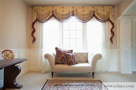 swag curtains for living room cool living room valances design living room