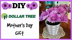 DIY Dollar Tree Mother's Day Gift Idea! - YouTube
