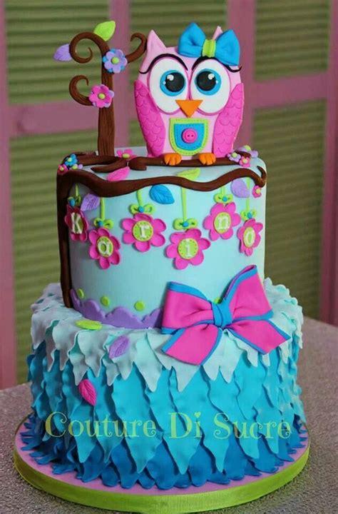 owl birthday cake best 25 owl cakes ideas on owl birthday cakes