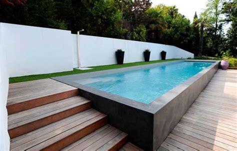 design piscine bois semi enterree paul 2719 piscine hors sol acier piscine