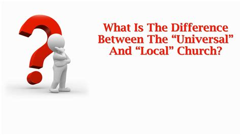 What Is The Difference Between The Universal And Local