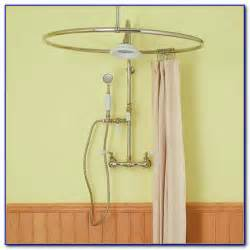 corner shower curtain rod bed bath and beyond chairs