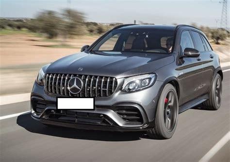 2019 Mercedesbenz Glc More Performance With New Engine