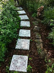 Stones Like Stones : mindful matters how to make lace like stepping stones ~ Markanthonyermac.com Haus und Dekorationen