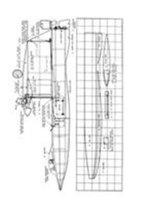 Hydrofoil Rc Boat Plans by Hydrofoil Hydroplane Model Plans Rc Groups