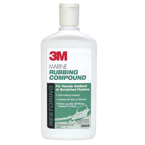 Rubbing Compound For Boats by 3m Super Duty Rubbing Compound West Marine