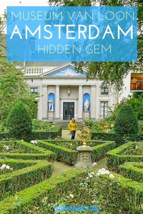 Museum Loon Amsterdam by Museum Van Loon One Of The Top Hidden Gems In Amsterdam